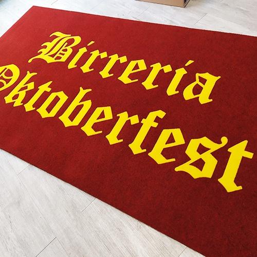 Tappeto Birreria